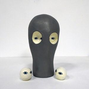Headcase 20 by Julia Morison contemporary artwork
