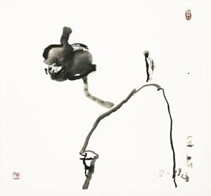 2014-No.14 by Wang Chuan contemporary artwork