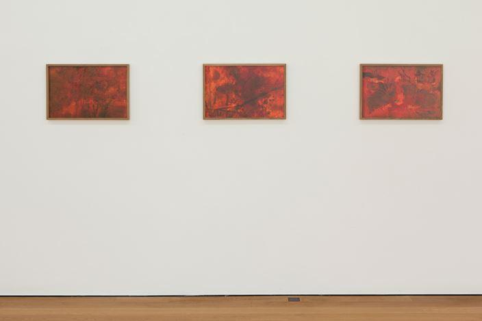 Exhibition view: Thu Van Tran,H as homme, Galerie Rüdiger Schöttle, Munich (11 September–28 November 2020). Courtesy Galerie Rüdiger Schöttle.Photo: Wilfried Petzi.