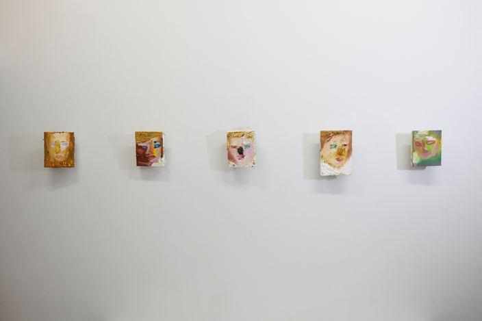 Exhibition view: Masato Kobayashi, Artist and the Model, ShugoArts, Tokyo (1 June–6 July 2019). © Masato Kobayashi. Courtesy ShugoArts.
