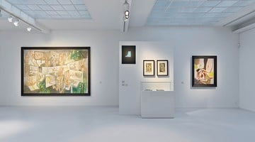 Contemporary art exhibition, Marcel Duchamp, Roberto Matta, MATTA | DUCHAMP at Galerie Gmurzynska, Zurich
