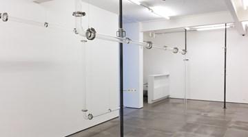 Contemporary art exhibition, Laura Vinci, Morro Mundo at Galeria Nara Roesler, Rio de Janeiro