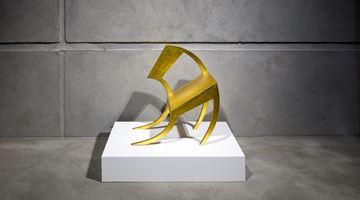 Contemporary art exhibition, Stefan Wewerka, Room #8 at KEWENIG, Berlin