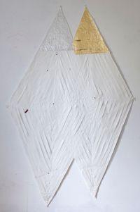 Deixe que o vento leve estas asas para você by Karin Lambrecht contemporary artwork mixed media
