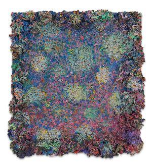 DeepDrippings (Flied and Focsu Version) by Phillip Allen contemporary artwork