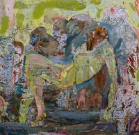 The Fourteenth Station by Joshua Halger contemporary artwork painting, works on paper, sculpture, photography, print