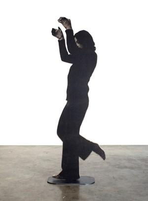 Figure K by David Noonan contemporary artwork mixed media
