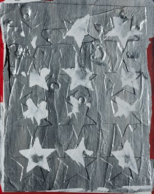 Stars (Surrender) by Louise Weaver contemporary artwork