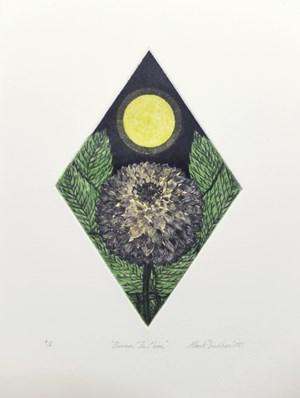 Summon the Moon by Albert Yonathan Setyawan contemporary artwork