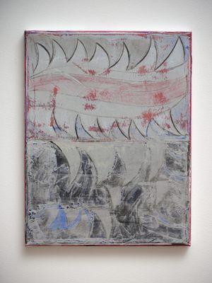 Silver Tongue by Anoushka Akel contemporary artwork