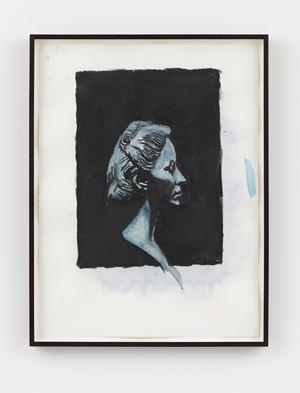 Breker by Luc Tuymans contemporary artwork