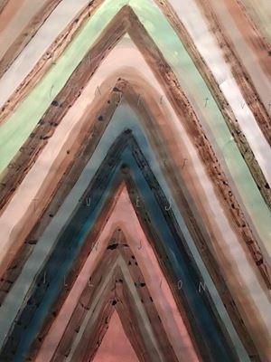 la perspective et toutes nos illusions by Arpaïs Du Bois contemporary artwork