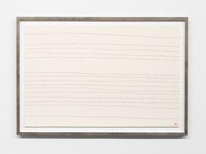 Hand-drawn Innumerable Counts 20180302 by Tatsuo Miyajima contemporary artwork