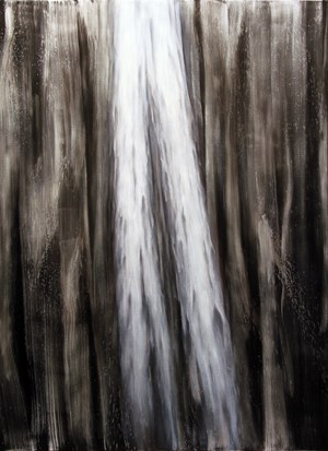 Descent by Andrew Browne contemporary artwork