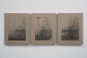 Der wind hat mir ein lied erzählt by Joël Andrianomearisoa contemporary artwork