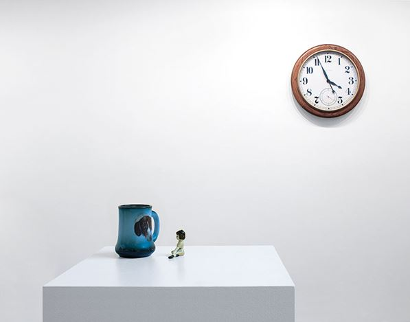 Exhibition view: Group Exhibition,Time Talks, Krakow Witkin Gallery (30 June–27 July 2018). Courtesy Krakow Witkin Gallery.