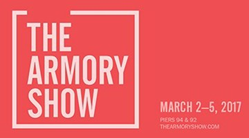 Contemporary art art fair, The Armory Show 2017 at Galerie Thomas Schulte, Berlin, Germany