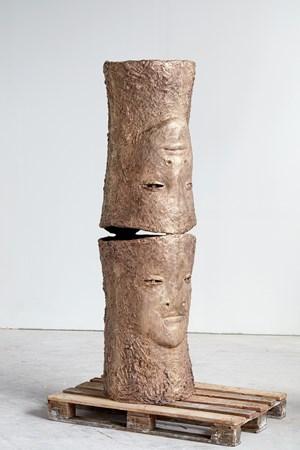 Geist 2 (Doppelgeist) by Stella Hamberg contemporary artwork