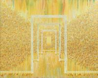 Transformation 2021-3 by Xue Feng contemporary artwork painting