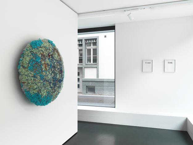 Exhibition view: Group Exhibition, Timelines, Anne Mosseri-Marlio, Basel (13 May–19 June 2020). Courtesy Anne Mosseri-Marlio Galerie.