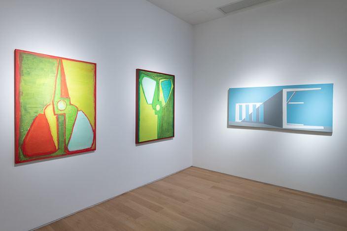 Exhibition view: Mao Xuhui, WILL,Tang Contemporary Art, Hong Kong (8 January–10 February 2020).Courtesy Tang Contemporary Art.