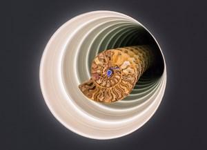 Ammonite Dub by Cyprien Gaillard contemporary artwork