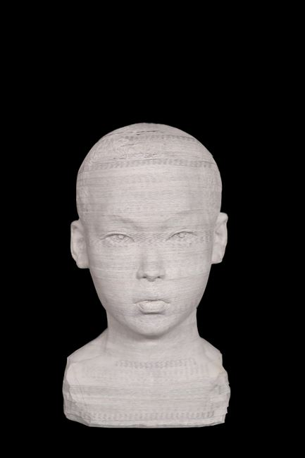 Absorption - The Age of Fifteen by Li Hongbo contemporary artwork