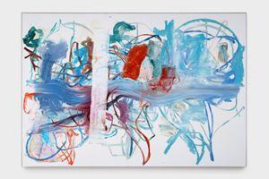 Blue Page by Aaron Garber-Maikovska contemporary artwork
