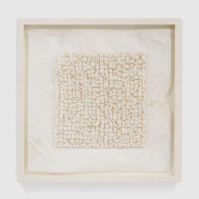 Number 26D by Leonardo Drew contemporary artwork