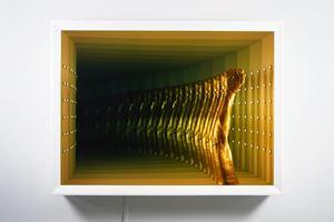 Salute (Final Turn) by Glenn Kaino contemporary artwork