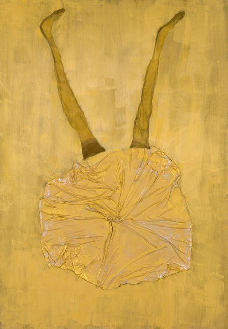 Spanisches Bild by Georg Baselitz contemporary artwork