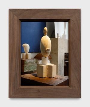 Atelier Brancusi (II) by Didier Vermeiren contemporary artwork