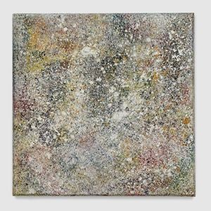 The Mississippi Shake Rag by Sam Gilliam contemporary artwork painting
