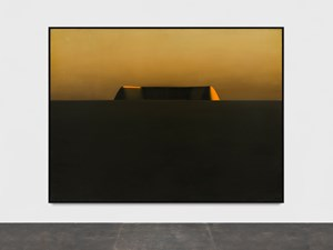 Forme de San Francisco / Coucher de soleil by Horia Damian contemporary artwork