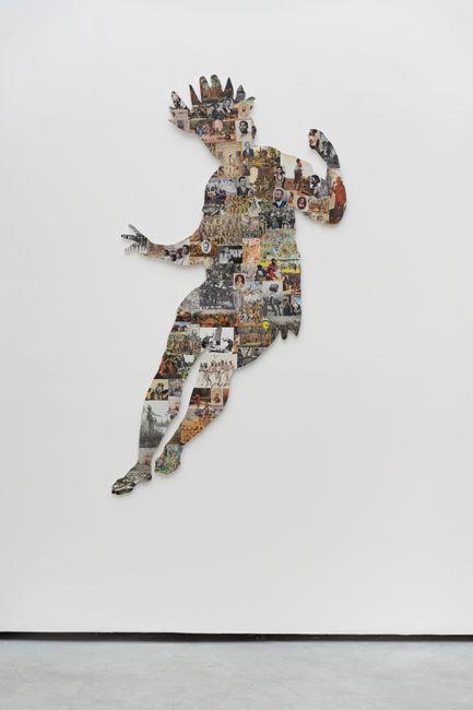 Alegoria das Américas (da serie Iconografia das Sombras) by Herbert De Paz contemporary artwork