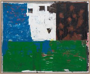 Blasted Heath by Joe Bradley contemporary artwork