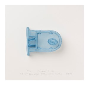 Specimen Series: 348 West 22nd Street, APT. New York, NY 10011, USA - 2 by Do Ho Suh contemporary artwork