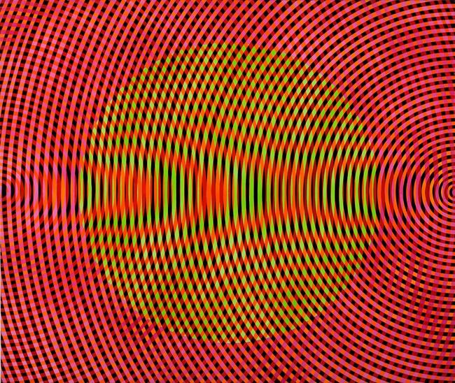 Sonic no. 30 by John Aslanidis contemporary artwork