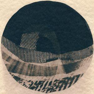 Horizon Variations 09 by Corinne De San Jose contemporary artwork