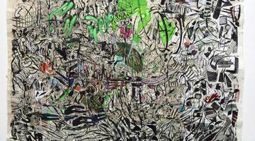 Contemporary art exhibition, Elliott Hundley, Working On Paper, 종이와 대화하면서 at Baik Art, Seoul