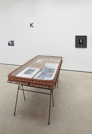Exhibition view: Simon Starling,A-A', B-B', The Modern Institute, Osborne Street, Glasgow (7 September–9 November 2019). Courtesy The Artist and The Modern Institute/Toby Webster Ltd, Glasgow. Photo: Ruth Clark.