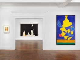 Helen Frankenthaler and Robert Motherwell: The Art of Marriage