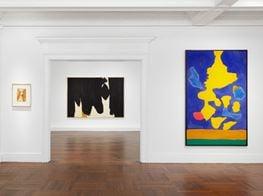 Helen Frankenthaler and Robert Motherwell: The Art of Marriage