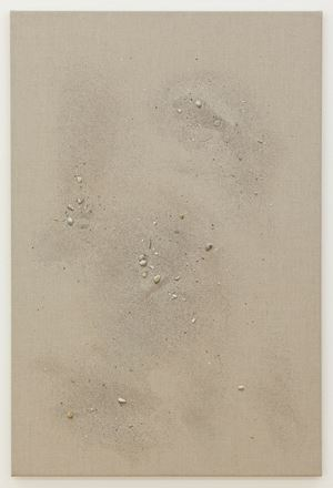 Sand, Steine by Helene Appel contemporary artwork