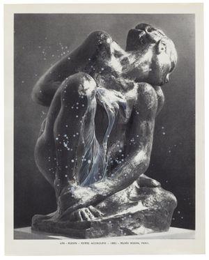 MUSÉE IMAGINAIRE, Plate 690 by Ann-Marie James contemporary artwork
