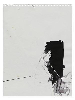 Half Hidden Woman by Lynn Hershman Leeson contemporary artwork