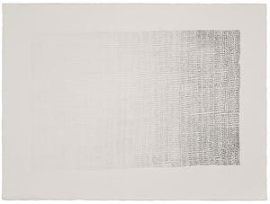 A Futile Exercise: DONTCARE by Frances Richardson contemporary artwork