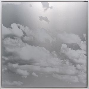 Kumo (Cloud) July 60.60.4 by Miya Ando contemporary artwork