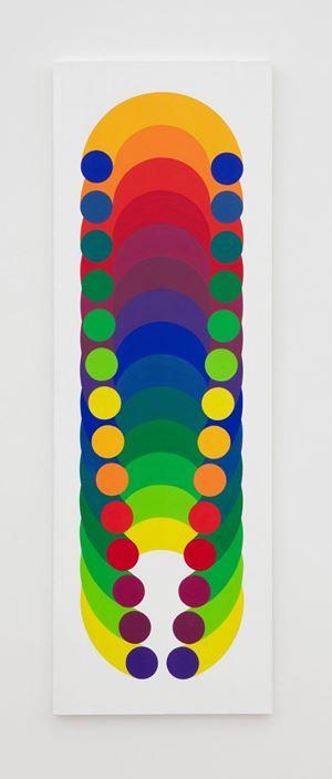 Volume virtuel 21 by Julio Le Parc contemporary artwork