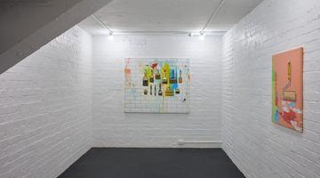 Contemporary art exhibition, Ian Scott, Painting at Michael Lett, Auckland
